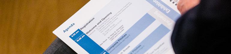 Agenda of 1st ECP