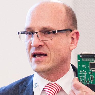 1st ECP - Olav Birlem, CEO from NanoWired
